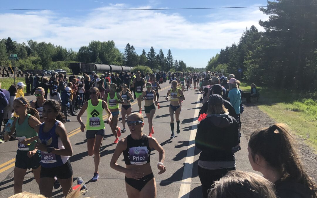 Grandma's Marathon Race Report