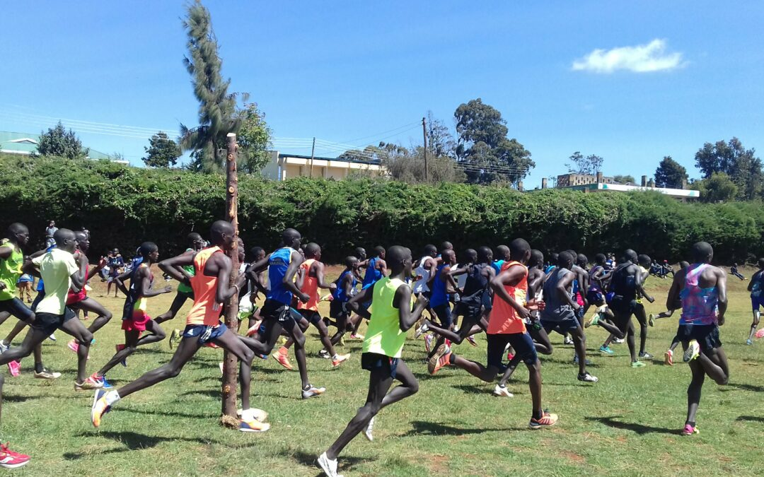 Running With The Kenyans—Stazza's Stable High Altitude Training Camps