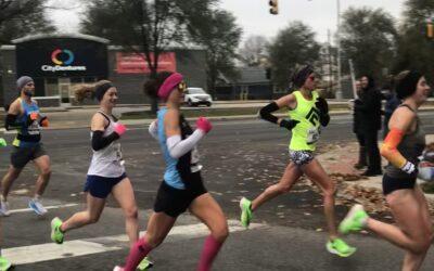 Monumental Indianapolis Marathon Race Recap